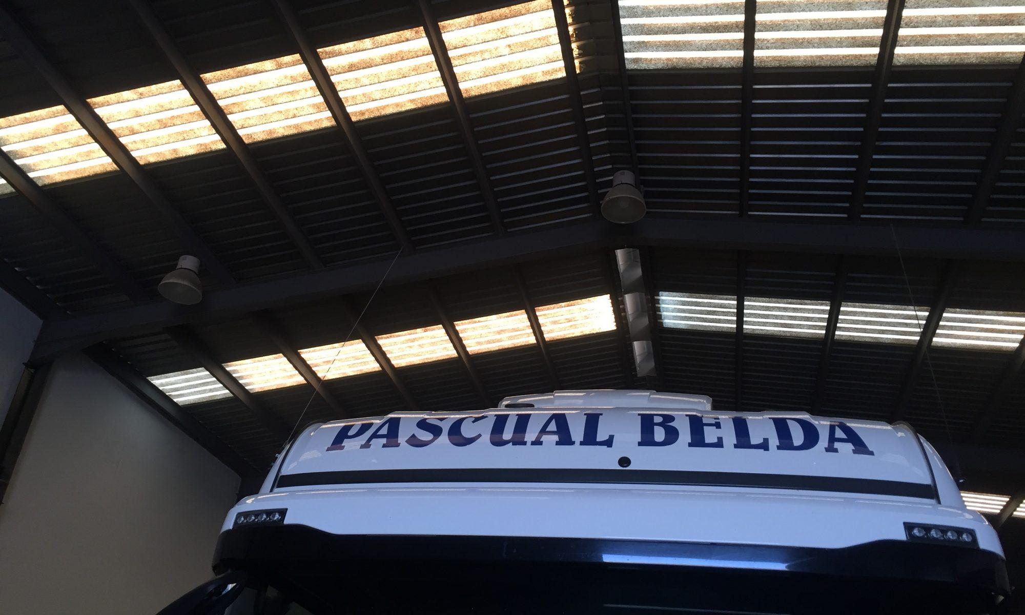 Transportes Juan Belda e Hijos
